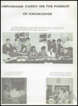 1968 Gladewater High School Yearbook Page 102 & 103