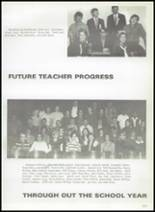 1968 Gladewater High School Yearbook Page 106 & 107