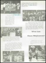 1968 Gladewater High School Yearbook Page 110 & 111