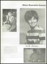 1968 Gladewater High School Yearbook Page 116 & 117