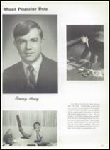 1968 Gladewater High School Yearbook Page 120 & 121