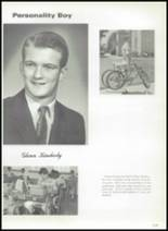 1968 Gladewater High School Yearbook Page 122 & 123