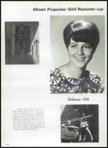 1968 Gladewater High School Yearbook Page 128 & 129