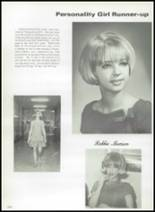 1968 Gladewater High School Yearbook Page 130 & 131