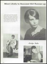 1968 Gladewater High School Yearbook Page 134 & 135