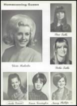 1968 Gladewater High School Yearbook Page 138 & 139