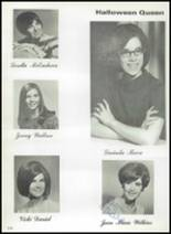 1968 Gladewater High School Yearbook Page 140 & 141