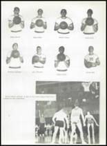 1968 Gladewater High School Yearbook Page 152 & 153