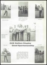 1968 Gladewater High School Yearbook Page 160 & 161