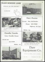 1968 Gladewater High School Yearbook Page 164 & 165
