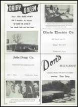 1968 Gladewater High School Yearbook Page 168 & 169