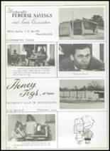 1968 Gladewater High School Yearbook Page 174 & 175