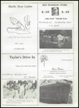 1968 Gladewater High School Yearbook Page 176 & 177