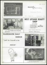 1968 Gladewater High School Yearbook Page 180 & 181