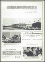1968 Gladewater High School Yearbook Page 184 & 185
