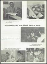 1968 Gladewater High School Yearbook Page 186 & 187