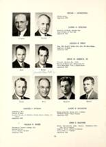 1953 Mt. Hermon School Yearbook Page 14 & 15