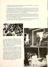 1953 Mt. Hermon School Yearbook Page 20 & 21