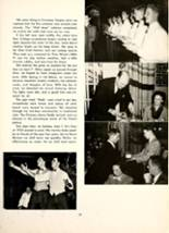 1953 Mt. Hermon School Yearbook Page 22 & 23