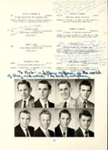 1953 Mt. Hermon School Yearbook Page 28 & 29
