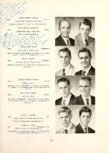 1953 Mt. Hermon School Yearbook Page 32 & 33