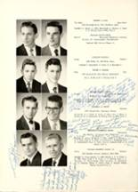 1953 Mt. Hermon School Yearbook Page 34 & 35