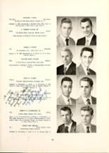 1953 Mt. Hermon School Yearbook Page 40 & 41