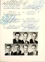 1953 Mt. Hermon School Yearbook Page 42 & 43