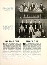1953 Mt. Hermon School Yearbook Page 56 & 57