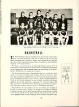 1953 Mt. Hermon School Yearbook Page 72 & 73
