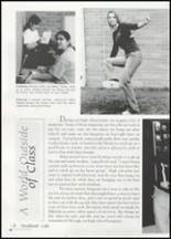 2002 Jay High School Yearbook Page 12 & 13