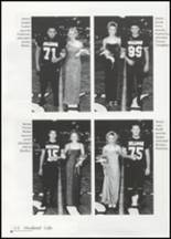 2002 Jay High School Yearbook Page 16 & 17