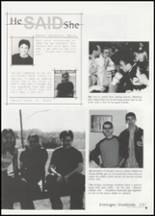 2002 Jay High School Yearbook Page 18 & 19