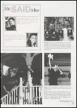 2002 Jay High School Yearbook Page 26 & 27