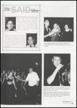 2002 Jay High School Yearbook Page 30 & 31