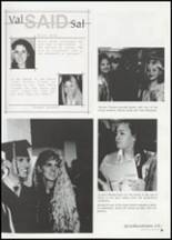 2002 Jay High School Yearbook Page 32 & 33