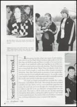 2002 Jay High School Yearbook Page 36 & 37