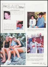 2002 Jay High School Yearbook Page 38 & 39