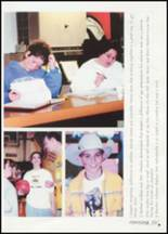 2002 Jay High School Yearbook Page 42 & 43