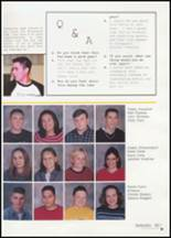2002 Jay High School Yearbook Page 44 & 45