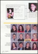 2002 Jay High School Yearbook Page 46 & 47