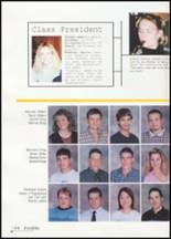 2002 Jay High School Yearbook Page 48 & 49