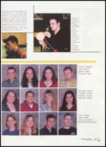 2002 Jay High School Yearbook Page 50 & 51