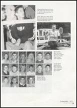 2002 Jay High School Yearbook Page 56 & 57