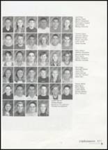 2002 Jay High School Yearbook Page 60 & 61