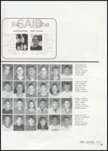 2002 Jay High School Yearbook Page 66 & 67