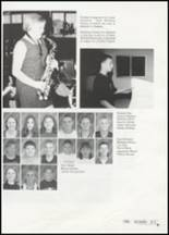 2002 Jay High School Yearbook Page 68 & 69