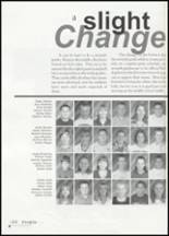 2002 Jay High School Yearbook Page 70 & 71