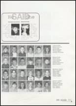 2002 Jay High School Yearbook Page 74 & 75