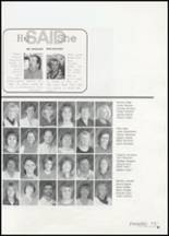 2002 Jay High School Yearbook Page 78 & 79